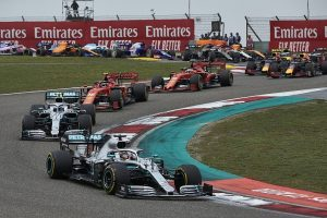 F1 Strategy Group to discuss fate of Chinese GP amid virus outbreak - F1