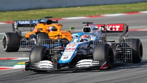 Williams' George Russell: New F1 car outperforms last year's 'scary' car