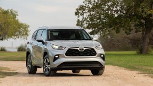 Recalled 2020 Toyota Highlanders might have faulty start-stop