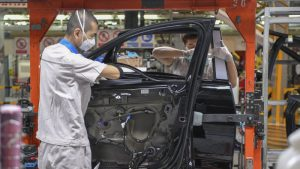 Chinese cities offer incentives to revive car sales after coronavirus