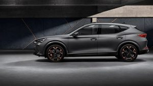 Cupra Formentor is a rugged-looking compact crossover Americans would love