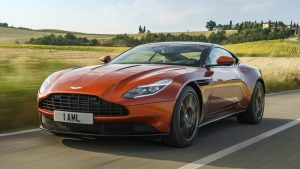 2020 Aston Martin DB11 tops this month's list of discounts