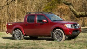 2020 Nissan Frontier pricing is driven up by the new V6