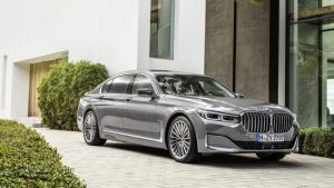 BMW 7 Series with a V12 reportedly will end in Europe this fall