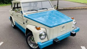 Volkswagen Thing Acapulco Edition for sale