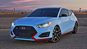 Hyundai wants to keep the manual transmission alive in its hot hatches