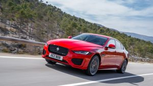 Jaguar could replace XE, XF with compact hatchback