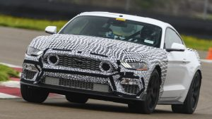 2021 Ford Mustang Mach 1 could be aiming for 525 hp and 450 lb-ft