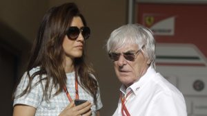 Former F1 honcho Bernie Ecclestone becomes a father again — at age 89