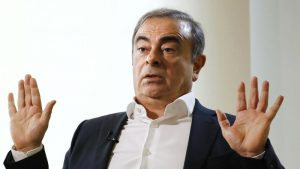 Father and son accused in Carlos Ghosn escape are denied bail