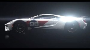 2021 Ford GT Heritage Edition honoring the #98 GT40 Mk II teased