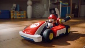 This new Mario Kart game brings the race to your living room