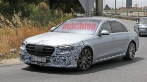 Watch the 2021 Mercedes-Benz S-Class debut right here