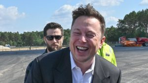 Elon Musk promises Tesla redesign and a 'ravecave' in Berlin