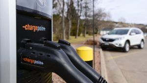 ChargePoint to go public via SPAC, with $2.4 billion valuation