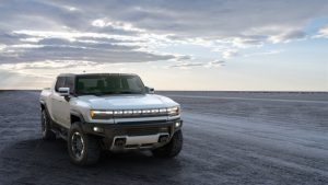The Hummer EV will only be availalbe at half of GMC dealerships