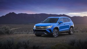 2022 Volkswagen Taos specs, features and photos revealed