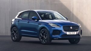 2021 Jaguar E-Pace updated with new infotainment, more powerful trim