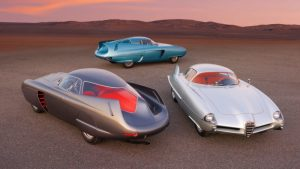 Famous B.A.T. Alfa concept cars to be auctioned by RM Sotheby's