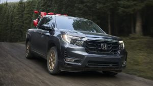 2021 Honda Ridgeline styling reportedly heading to Honda crossovers
