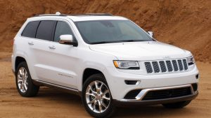 Jeep Grand Cherokee EcoDiesel recalled due to risk of engine fires