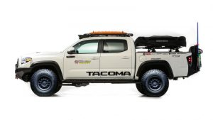 Toyota reveals SEMA 2020 show cars with overlanding Tacoma and multiple Supras