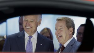 Biden wins White House while Ford and General Motors issue statements
