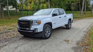 2021 GMC Canyon AT4 Review | Photos, specs, off-roading, performance