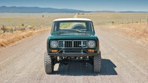 Win a Restored 1973 International Scout II and $20,000