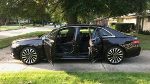 2020 Lincoln Continental Coach Door Edition First Drive