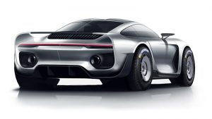 Marc Philipp Gemballa's 959-inspired supercar gets a RUF-tuned engine