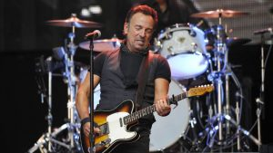 Jeep suspends Super Bowl add after Springsteen charged with DUI