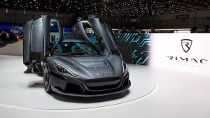 Porsche could raise its stake in Rimac to nearly 50%