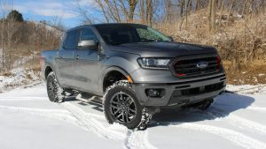 2021 Ford Ranger Tremor First Drive | What's new, off-roading, features