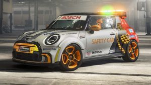 Mini Electric Pacesetter will lead Formula E, hint at future JCW cars
