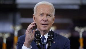 Biden outlines huge infrastructure plan to 'win the future'