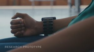 Facebook shows off a wrist-based interface – TechCrunch
