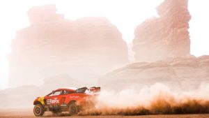 Prodrive to build $1.4 million street-legal rally raid supercar