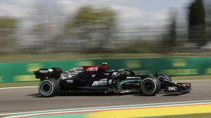 Mercedes F1 fastest in practice while Red Bull struggles at Imola