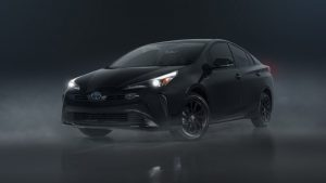 2022 Prius becomes the 11th Toyota to get the Nightshade treatment