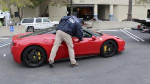 California man charged with using COVID loans to buy a Ferrari ...