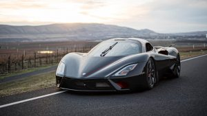 SSC Tuatara reportedly smashed en route to a top speed run location