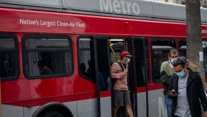 Public transit agencies have to work out how to win passengers back