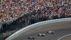 Indy 500 party time: Pandemic's biggest sporting event is sold out