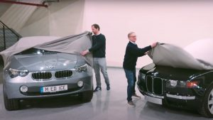 Previously unseen BMW concepts presaged the current state of the brand