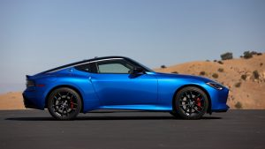 2023 Nissan Z is revealed with two turbos, 400 horsepower and six manual gears