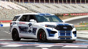 Ford Performance built an Explorer ST to hit the track with