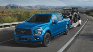 NHTSA probes whether Ford was slow to recall backup cameras
